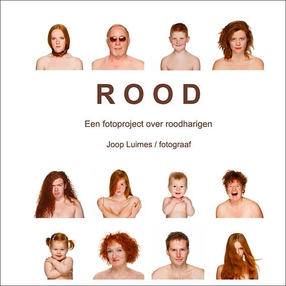 ROOD – het fotoboek