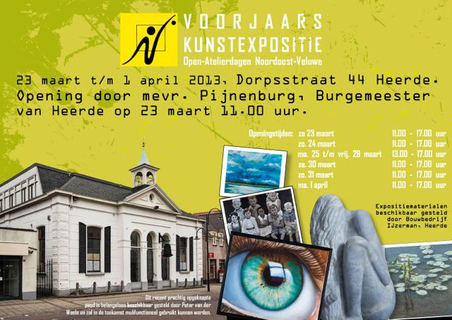 Voorjaarsexpo in Heerde