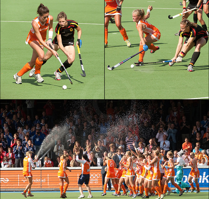 Hockey: Nederland – Duitsland