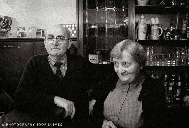 Uit de oude doos (16): café Kromdijk 1994