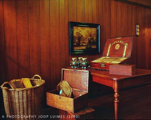 Uit de oude doos (17): sigarenfabriek De Olifant (2000)