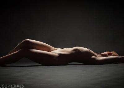 Joop Luimes liggend vrouwelijk naakt_0648