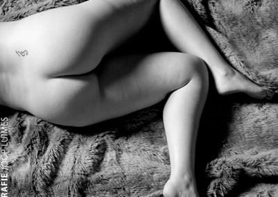 Joop Luimes vrouw met tattoo_7765