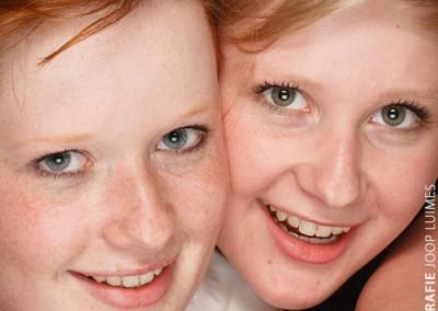 Joop Luimes dubbelportret zusjes_0292