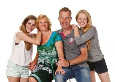 Joop Luimes familie met dochters_2552