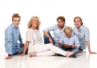 Joop Luimes familie zonen_5296