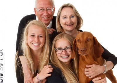 Joop Luimes gezin met hond_9273