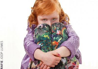 Joop Luimes portret roodharig meisje_9998