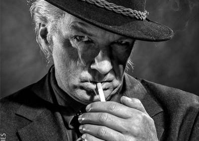 Joop Luimes zw portret film noir_2051