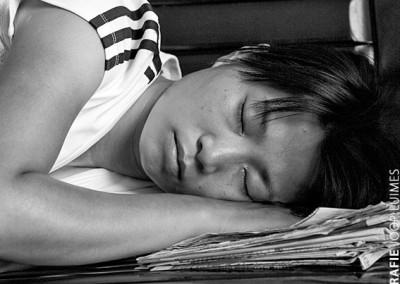 Joop Luimes_portret China jonge vrouw_0737