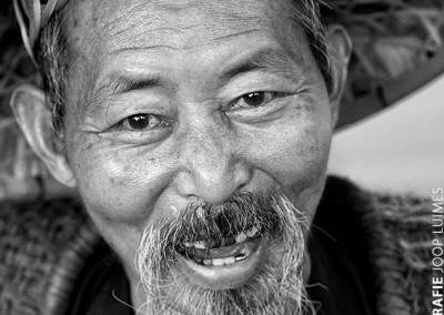 Joop Luimes_portret China man