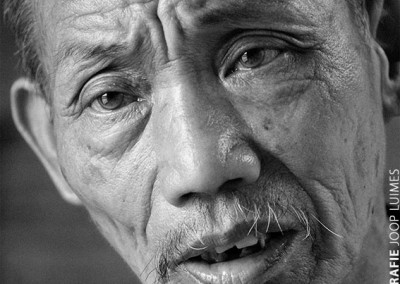 Joop Luimes_portret China oude man_2243