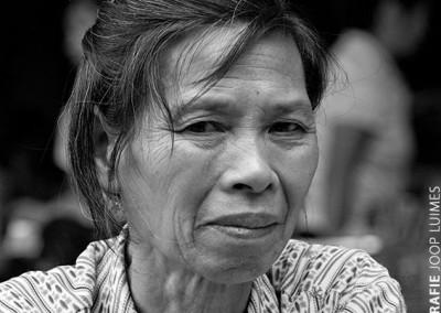 Joop Luimes_portret China vrouw_1947
